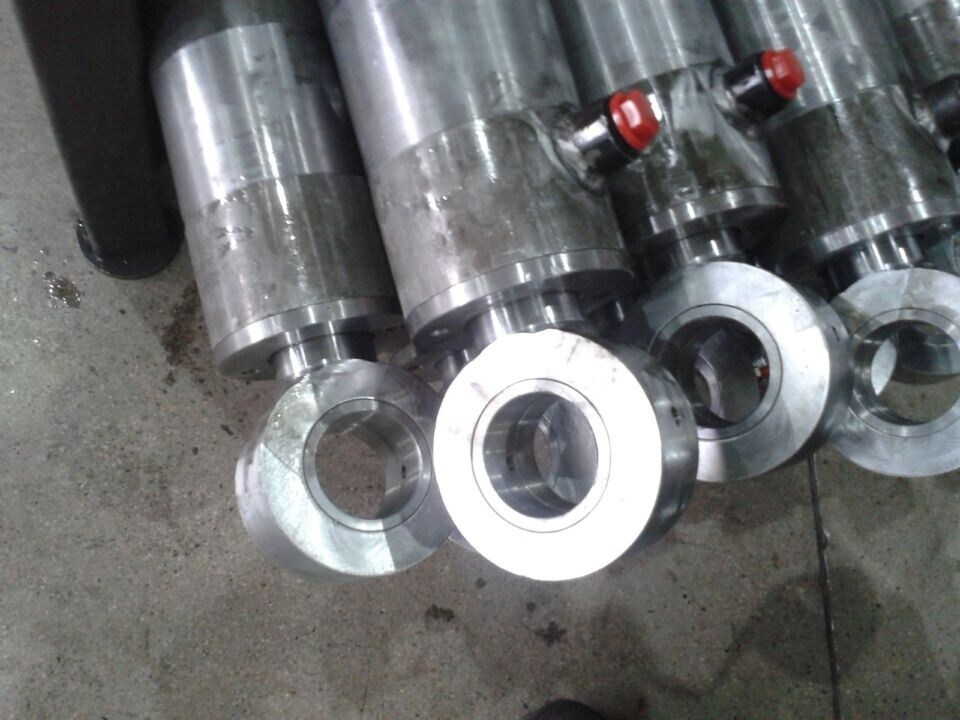 Drum Hydraulic Cylinder for Excavator Amphibious