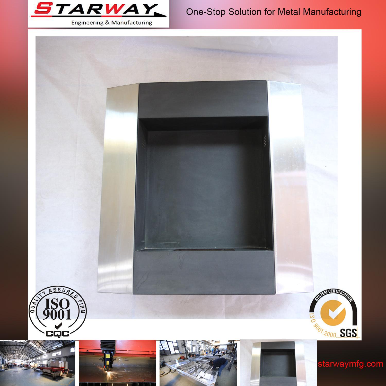 Customized Welded Welding Steel Weld Machinery Metal Fabrication