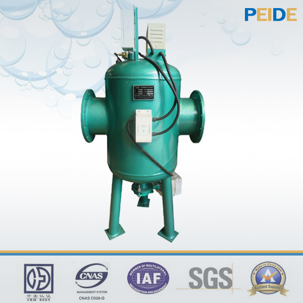 Comprehensive Hydrotreater Water Treatment Equipment for Filtration and Sterilization