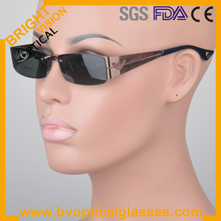 Glasses Frames With Magnetic Sunglasses : China S3056 magnetic clip on optical sunglasses frames ...