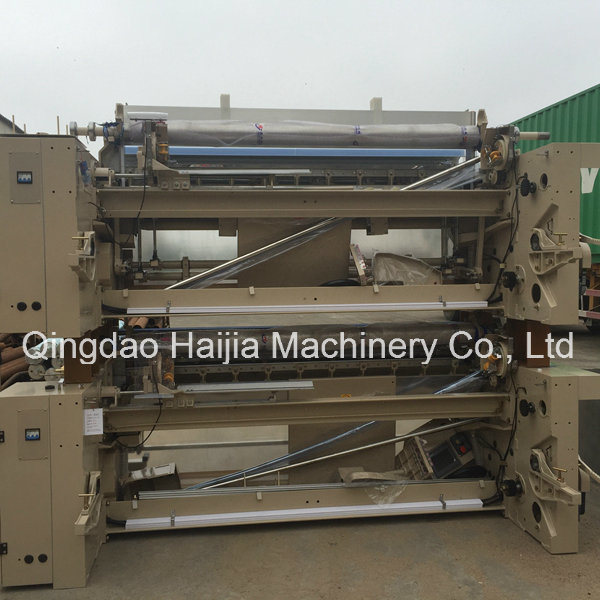 Qingdao Haijia Machinery Double Pump Four Nozzle Dobby Water Jet Loom