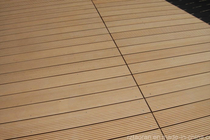 Wood Plastic Composite Outdoor WPC Decking Flooring