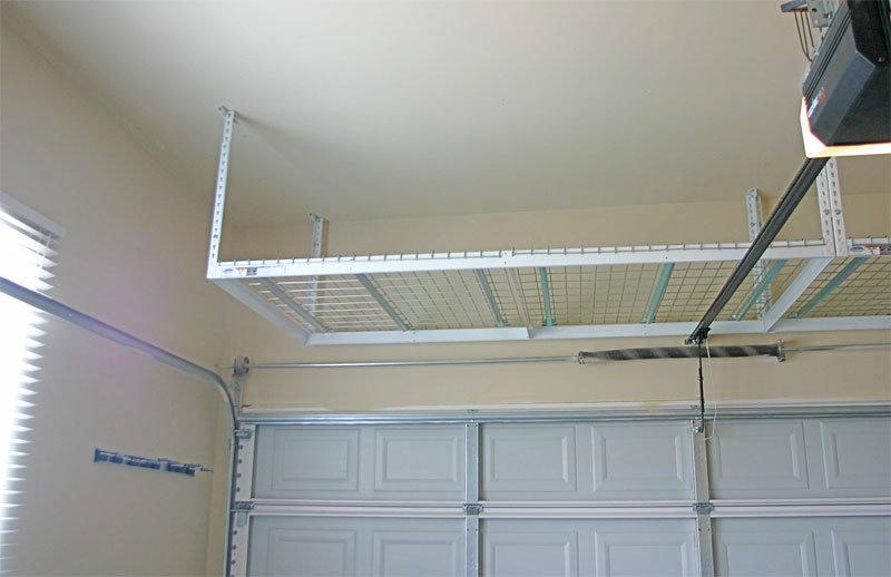 Exported to Costco Overhead Garage Storage, Garage Ceiling Storage, Shelves for Storage