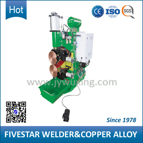 3 Phase Frequency Control Seam Welding Equipment for Seel Fuel Drum and Tank