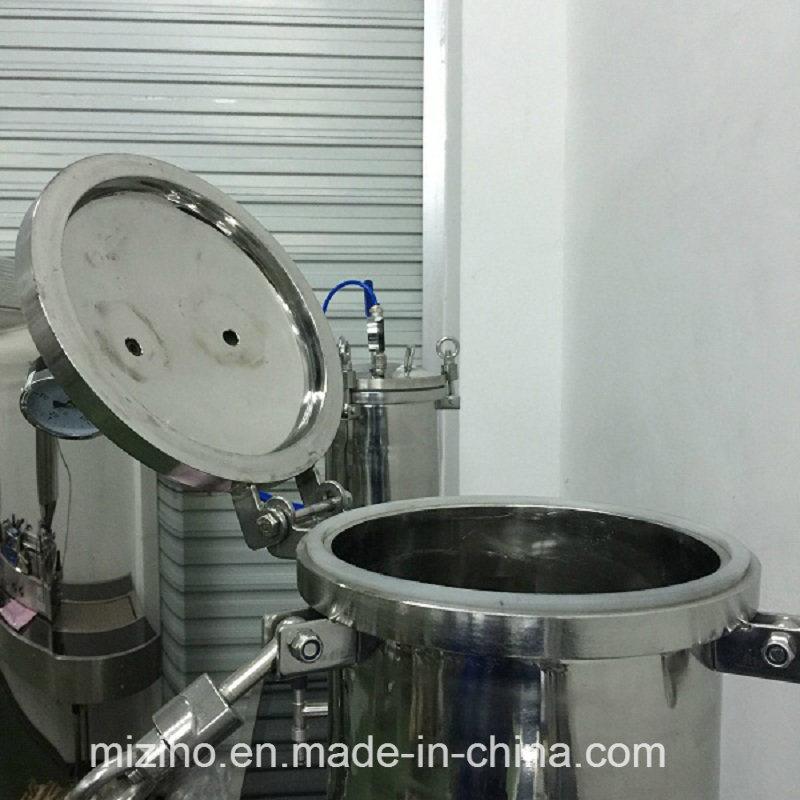 Nail Polish and Marscara Pressure Filling Machine