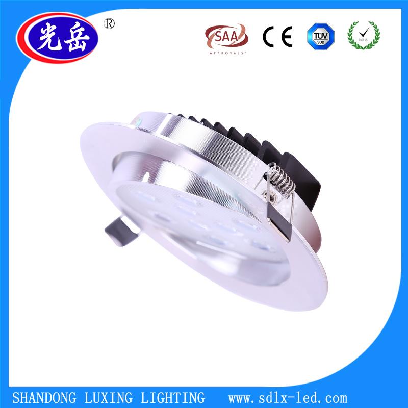 Aluminum+PC 3W/5W/7W/9W/12W/15W/18W LED Ceiling Light LED Downlight