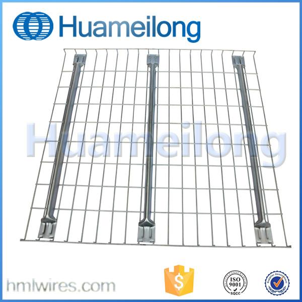 Galvanized Steel Rack Wire Mesh Decking for Step Beam
