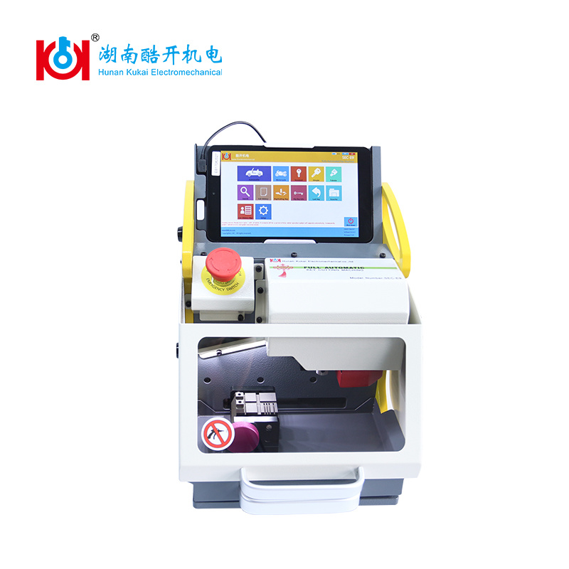 Hottest Automatic Computerized Multifunctional Key Copying Machine (SEC-E9)