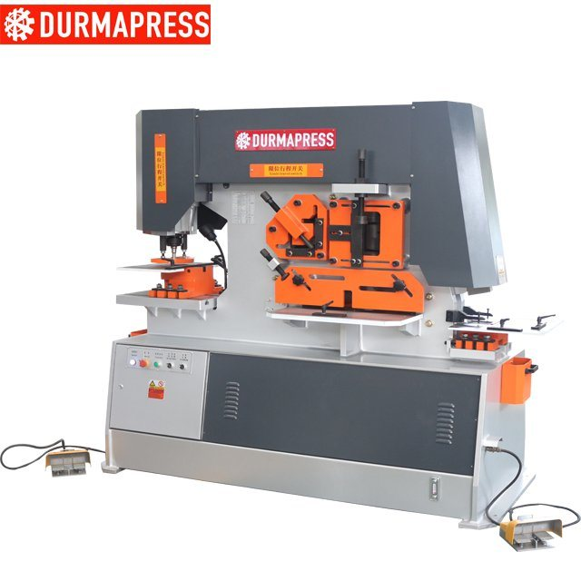 Q35y-25 Automatic Power Press for Sheet Metal Punch Holes