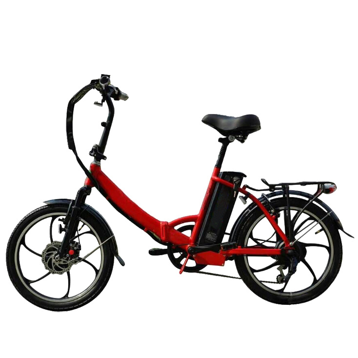 Grankee Electric Bike with 36V Lithium Battery 500W for Female Ce