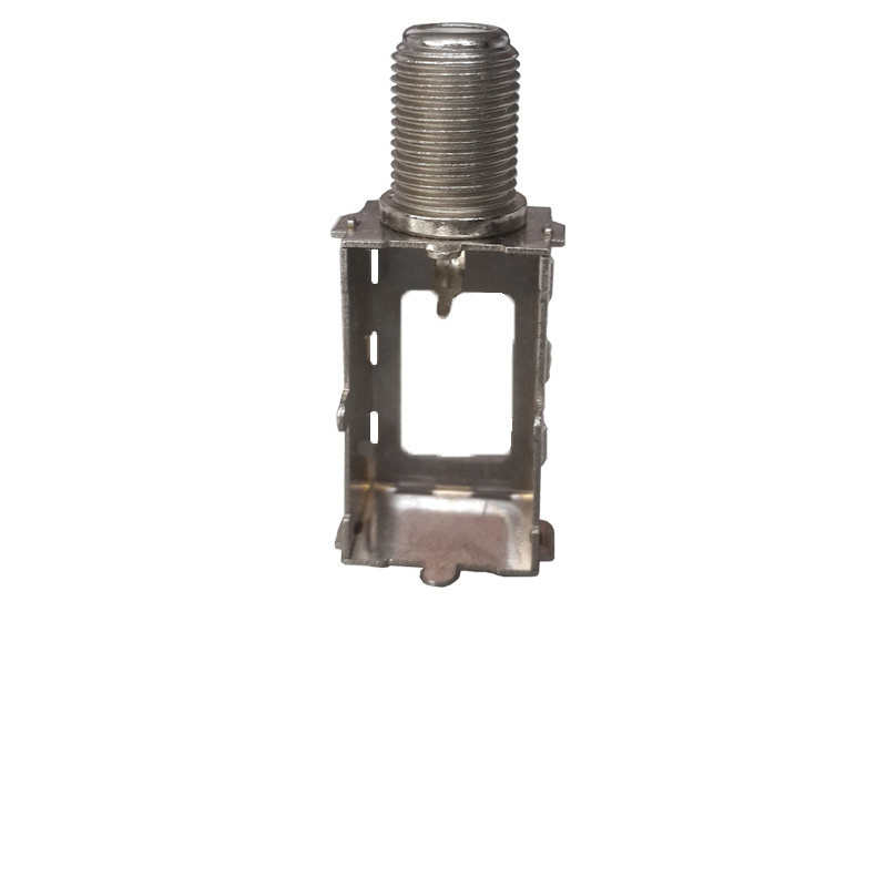 RF Terminal Screw Head Connector Mother Coaxial Radio Frequency RF-Lw-107