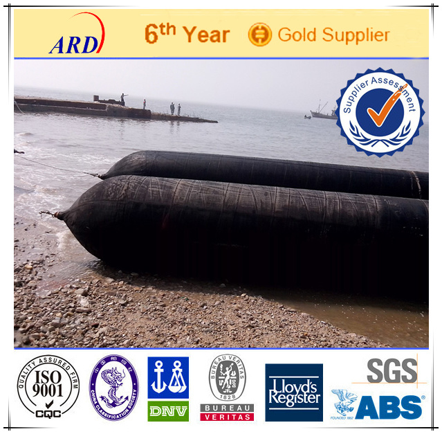 Exported to Malaysia and Indonisia Ship Launching and Upgrading Air Bag