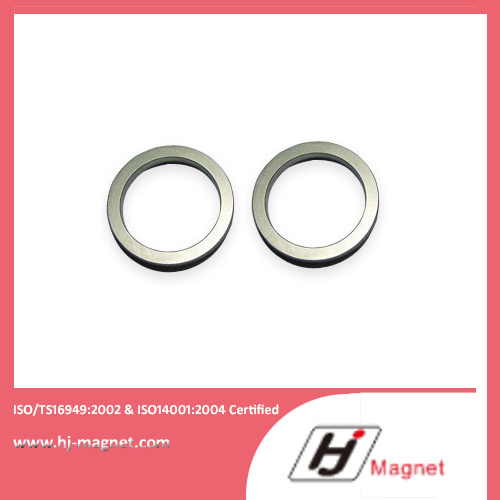 N35 Hexagonal Neodymium Permanent NdFeB Ring Magnet with Super Power