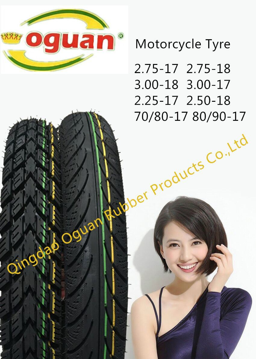 Motorcycle Tire/Tyre and Inner Tube 300-18