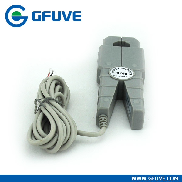 Q20 Compact Current Clamp Adapter AC Current Clamp