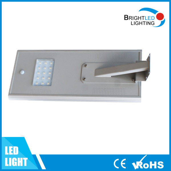 30W Outdoor IP65 Integrated All in One Solar LED Street Light