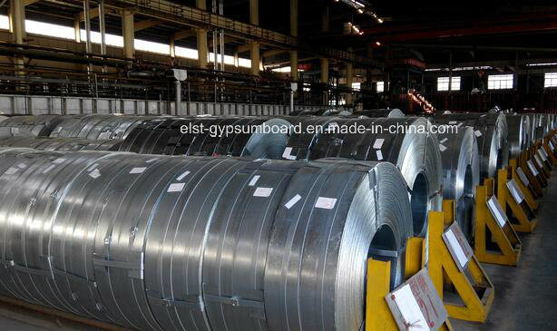 Steel Coil 75mm*0.6mm