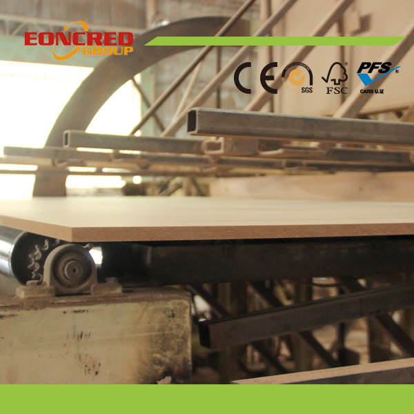 2mm-30mm Plain MDF Fiber Board Raw MDF Board Melamined Veneered MDF