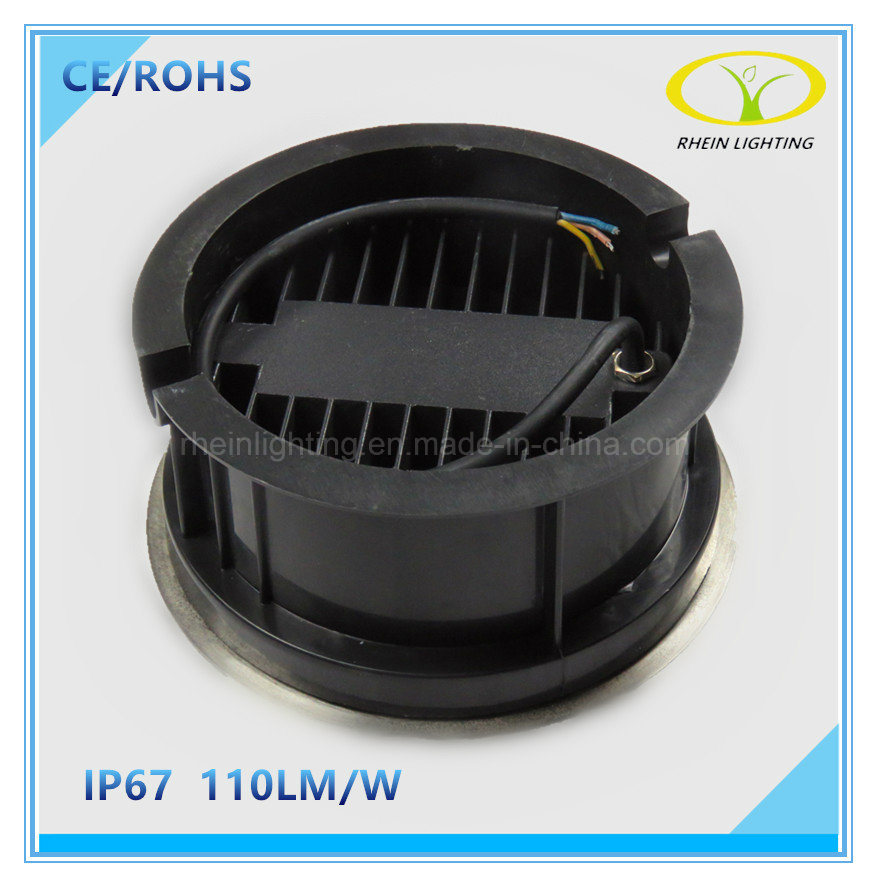IP67 Stainless Steel 18W LED Buried Inground Light