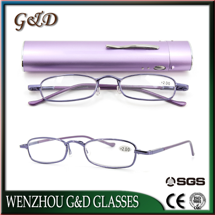 Fashion New Design Metal Reading Glasses Ae8030