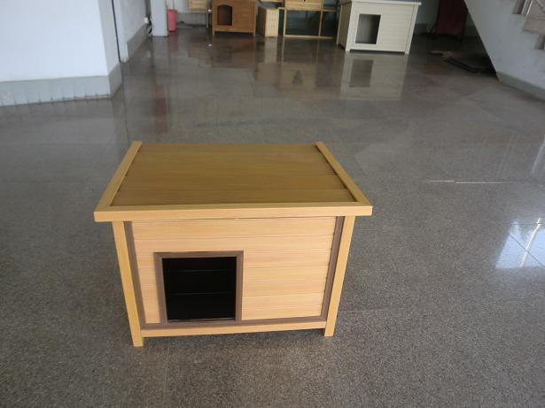DIY Dog House Likewise DIY Pallet Dog Kennel Moreover Do It Yourself