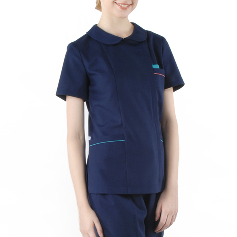 2016 China Wholesale Printed Waterproof Scrubs Hospital/Printed Medical Scrubs/Fashion Print Scrubs