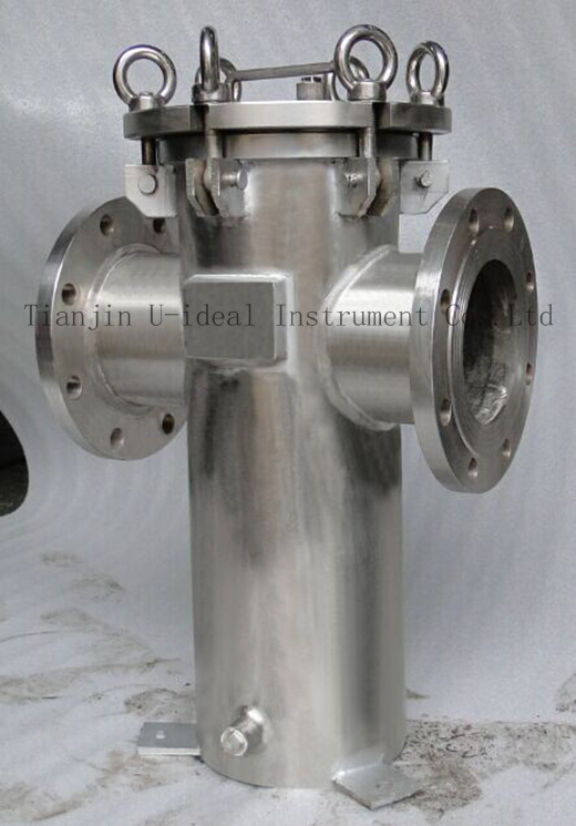 Sanitary, Industrial Y Shape Water Strainer, Basket Water Filter