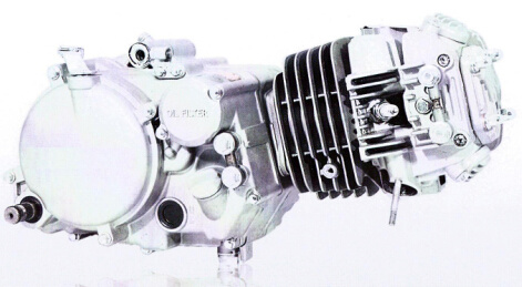 Motorcycle Engine W150-5