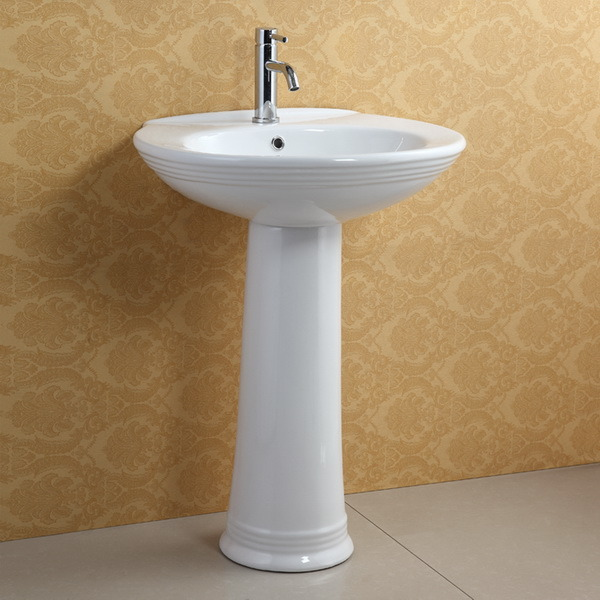 Standing Sink : China Floor Standing Wash Basin Sink (AP-318) - China Floor Standing ...