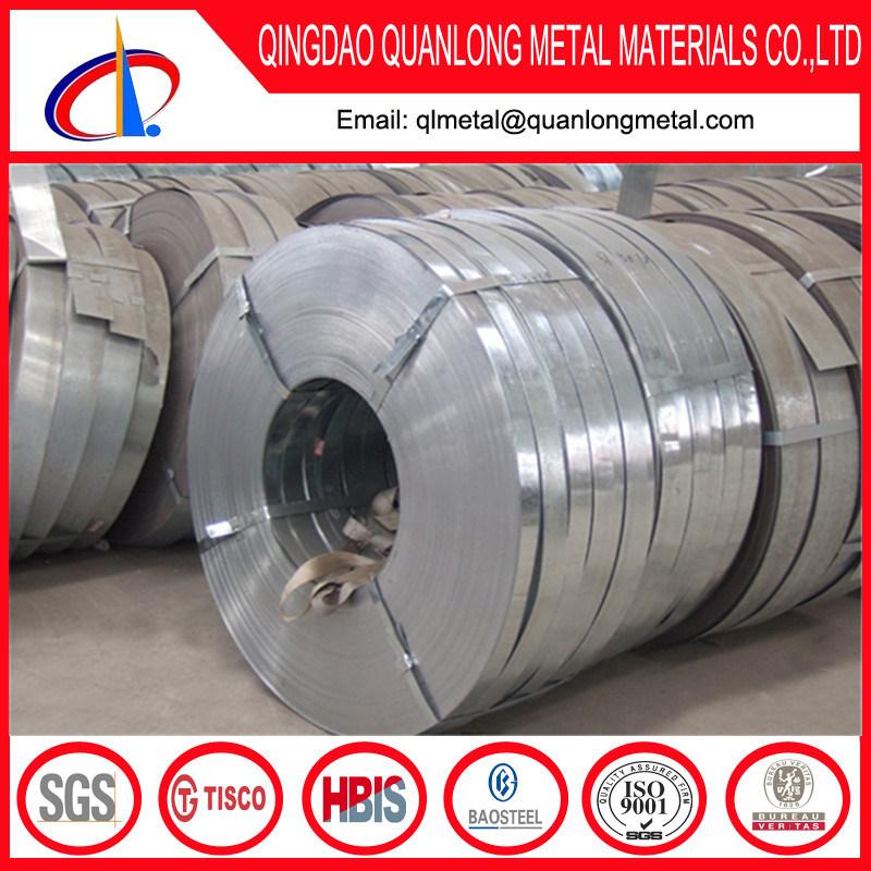 Gl Aluzinc G550 Galvalume Steel Strip for Making Pipe