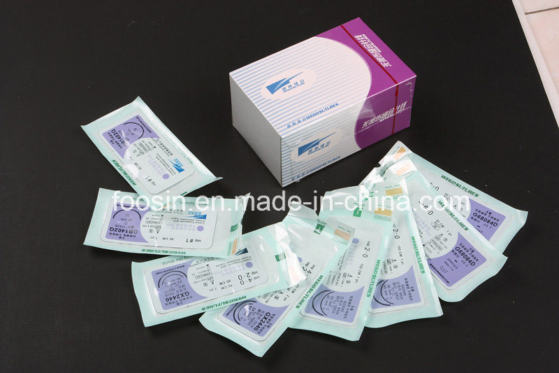 Sterile Surgical Sutures (absorbable and nonabsorbable)