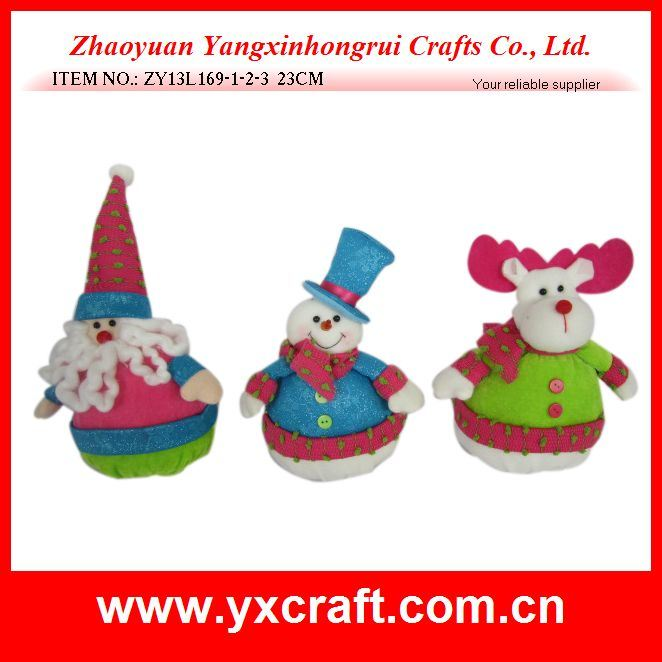 Christmas Decoration (ZY13L169-1-2-3 23CM) Christmas Gift and Craft
