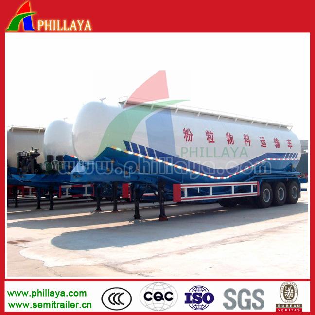 50 Cube Meter Bulk Power Cement Tank Trailer
