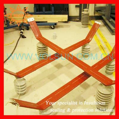 Switchgear Busbar Insulation Heat Shrink Tubing