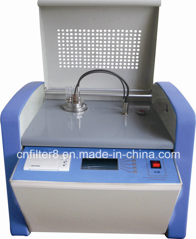 Fully Automatic Insulating Oil Dielectric Loss Test Equipment (TP-6100A)