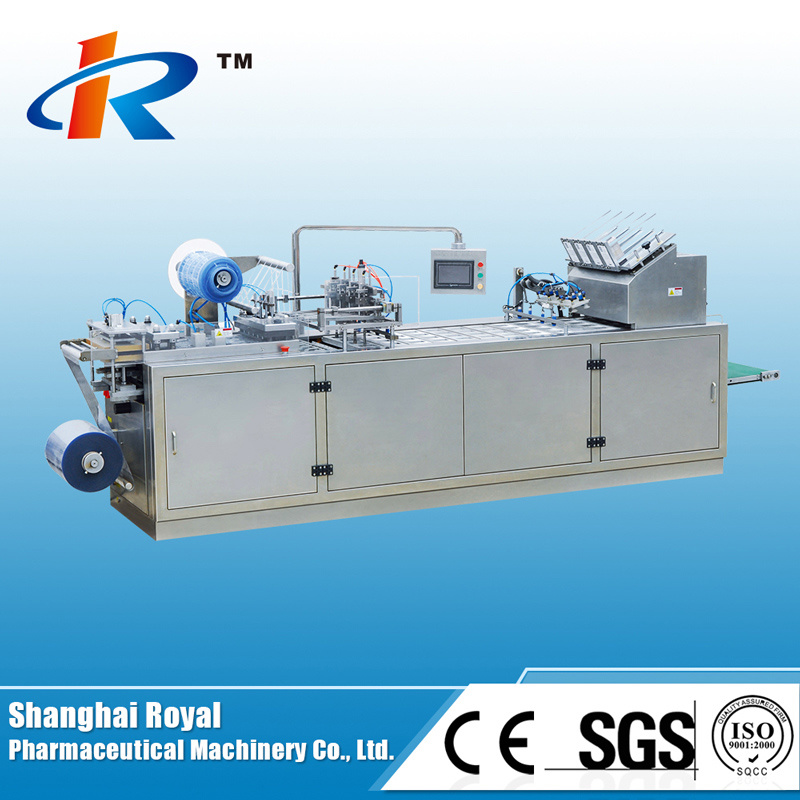 DZP-500 Paper Card Blister Packaging Machine