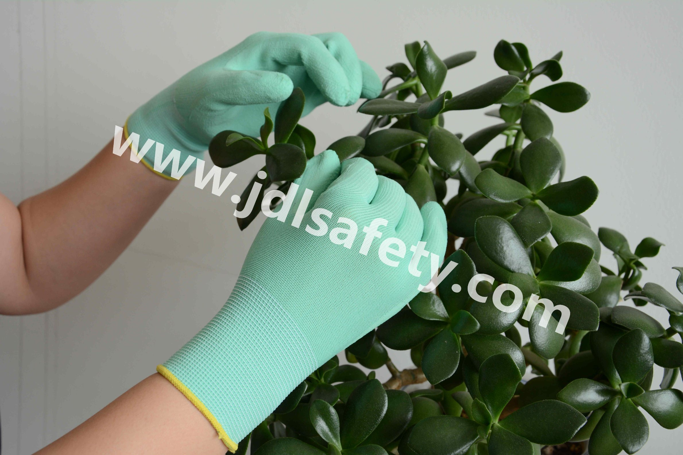 Foam Latex Coated Work Glove (LR3018F)