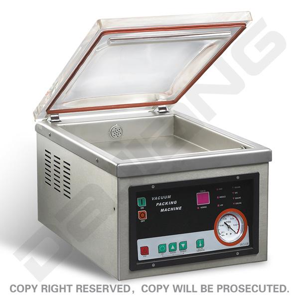 china table top vacuum sealer dz260pd china chamber sealer vacuum packaging machine