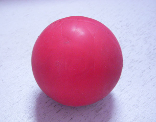 Toy Rubber Balls : China rubber ball pet toy