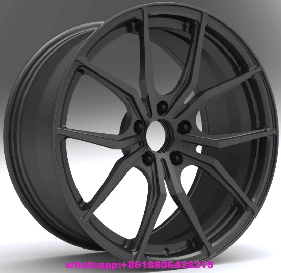 High Quality Forged Aluminum Wheels