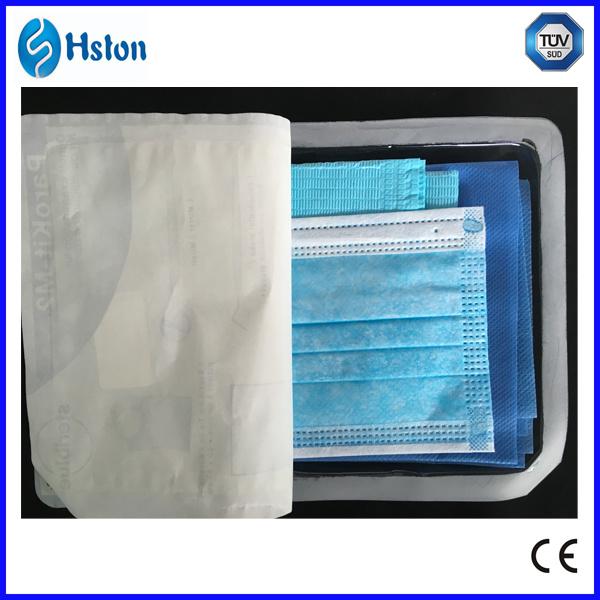 Disposable Sterile Dental Instrument Kit for Paro
