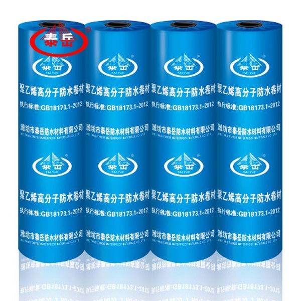 500 G High Polymer Waterproofing Membrane