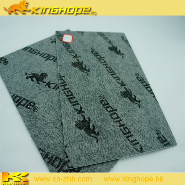 0.9mm-4.0mm Waterproof Nonwoven Fiber Insole Board for Footwear (FI277)
