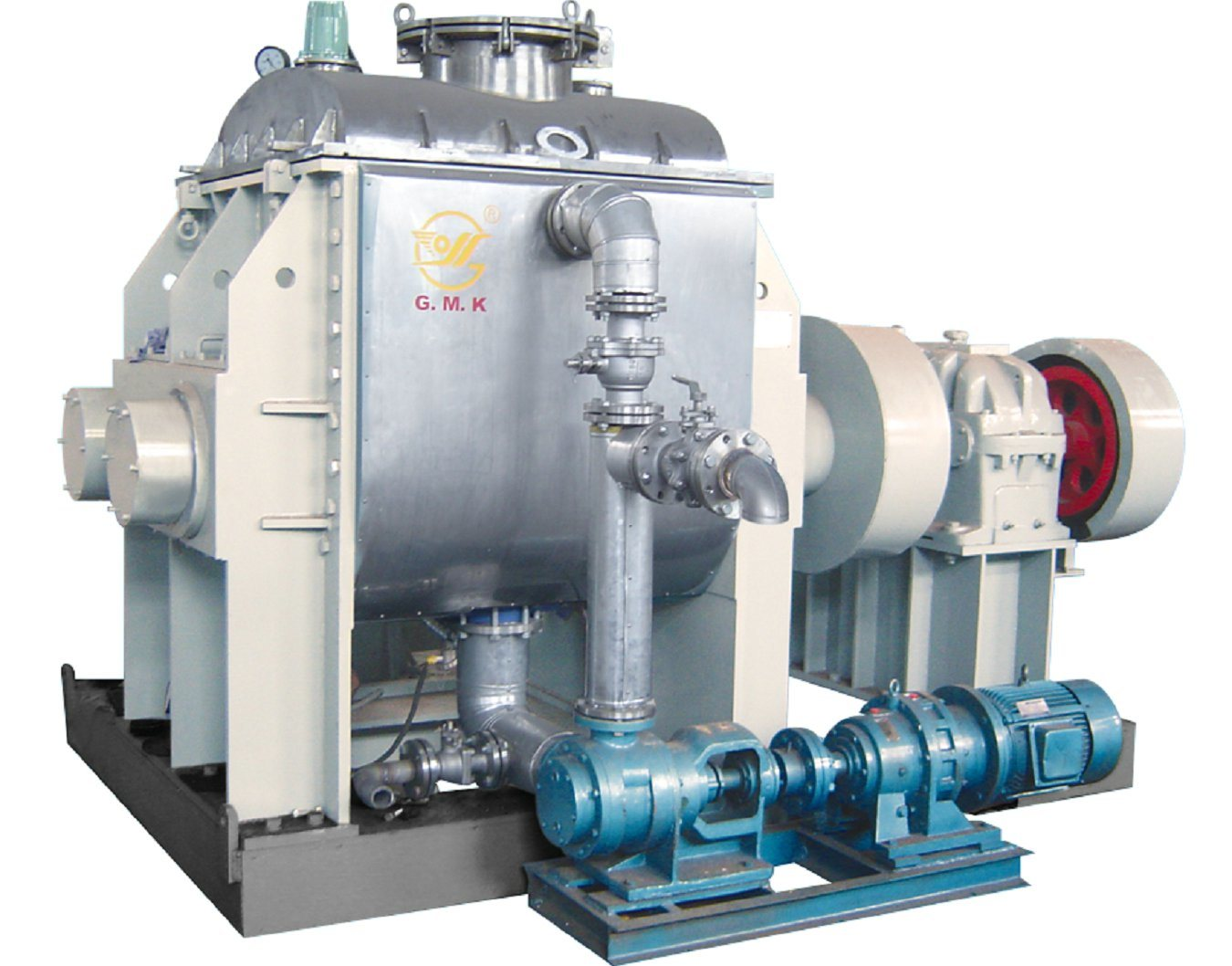 Automatic Rubber HIV Mixing Vacuum Kneader Sigma Mixer