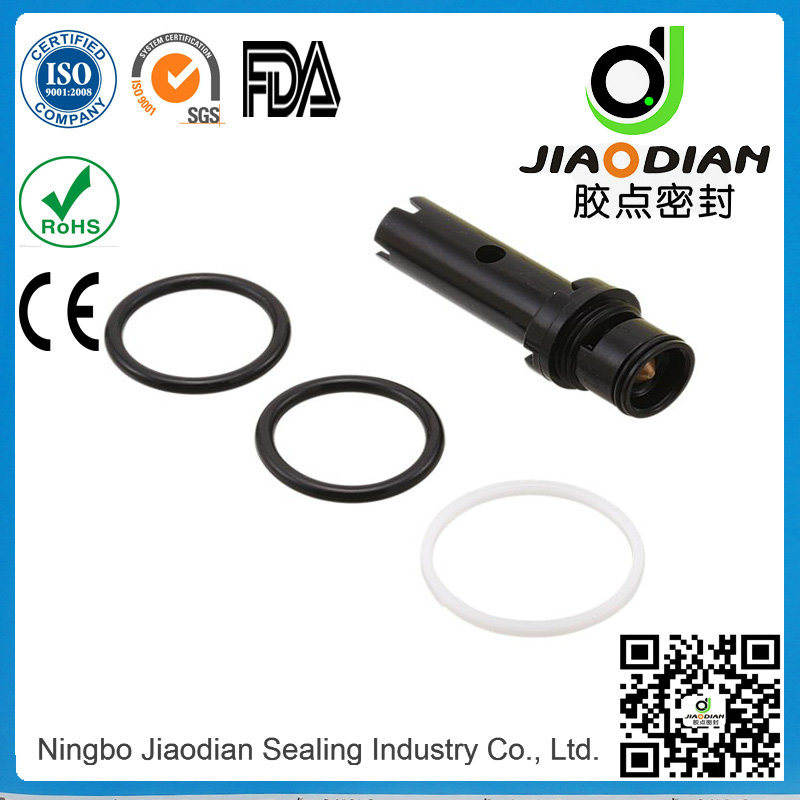 Viton O Rings Equipment Seals with SGS RoHS FDA Certificates (O-RINGS-0038)