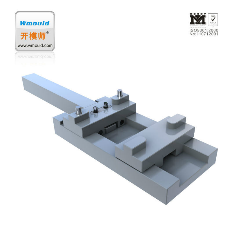 Standard Components Plastic Injection Metal Latch Lock Mould