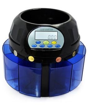 High Speed Coin Sorter, Coin Counter (TR650)
