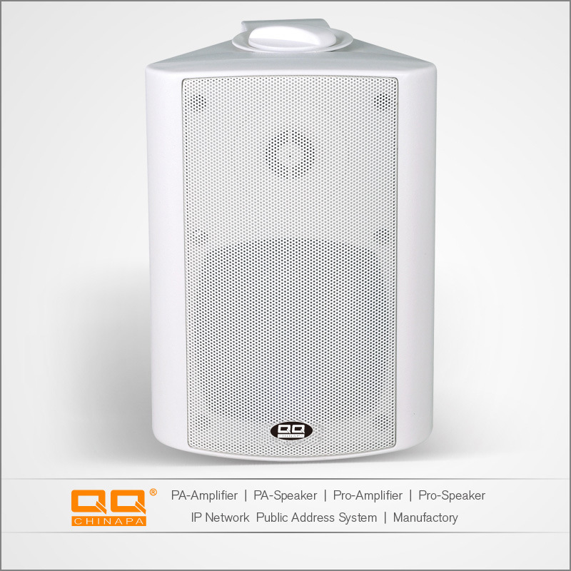 Portable Public Address System 8ohm Wall Speaker for Christmas