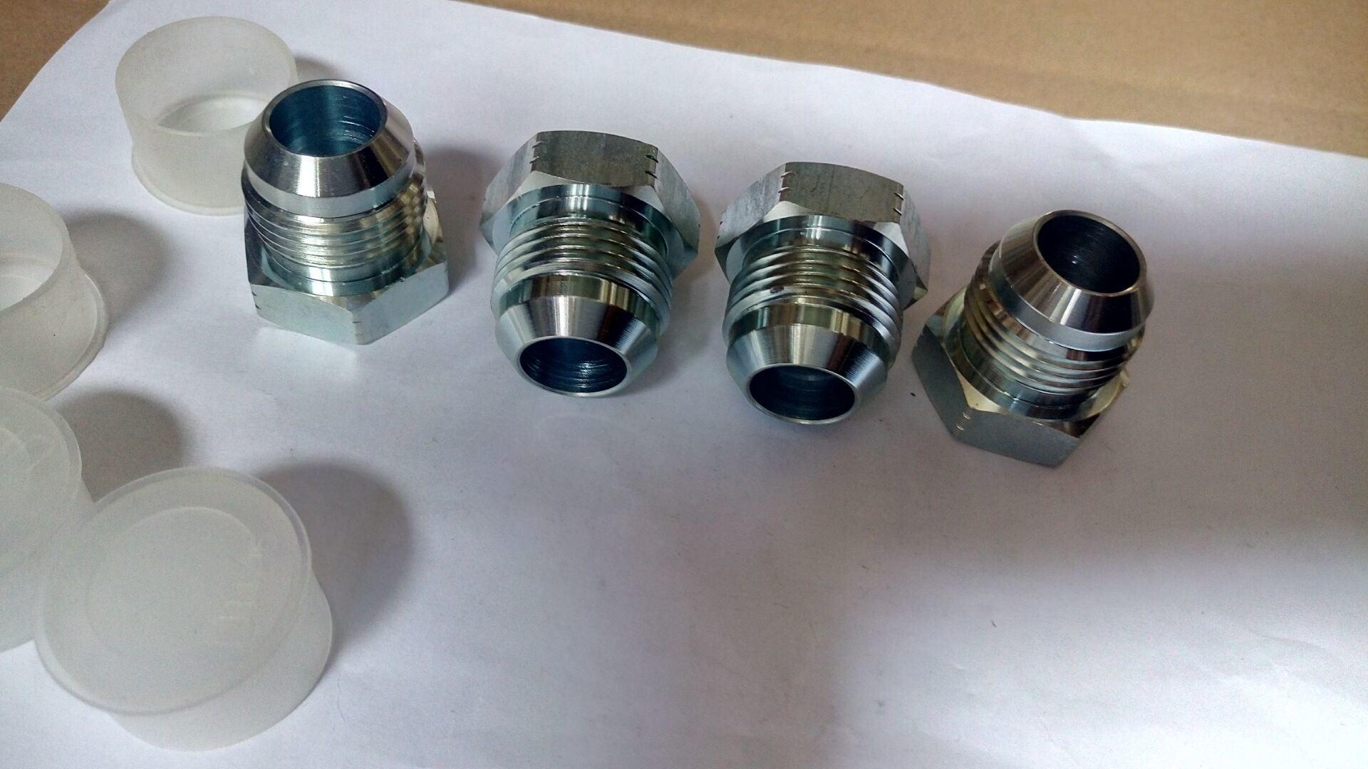 Qingdao Bsp Male Hydraulic Hose Fitting / Adapter (1B)