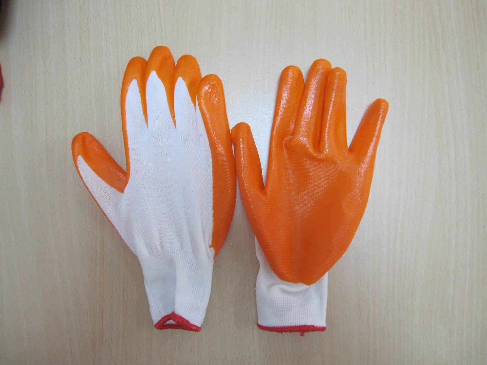 Nitrile Glove Nitril Coated Nylon Glove